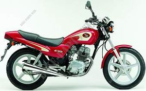 CB2501 ESPANA 2001 CB 250 TWO FIFTY