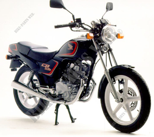 CB250N ESPANA 1992 CB 250 TWO FIFTY