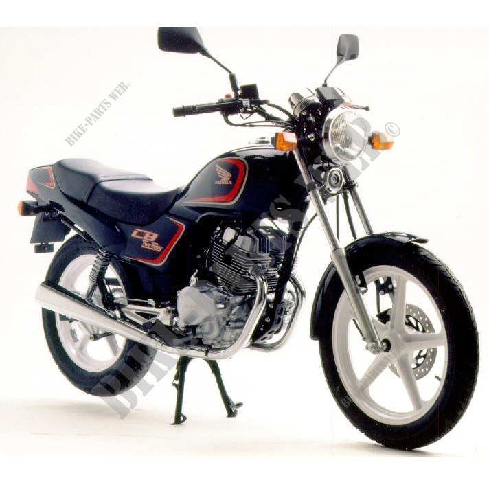 CB250N CB 250 TWO FIFTY ESPANA 1992