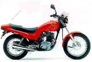 CB250R CB 250 TWO FIFTY ESPANA 1994