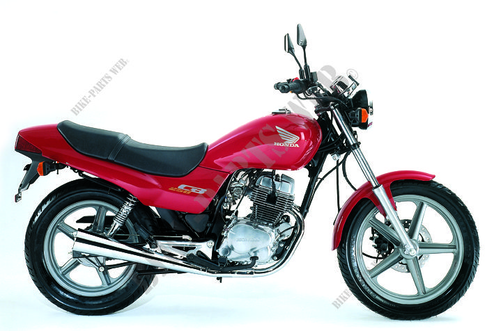 CB250X CB 250 TWO FIFTY ESPANA 1999