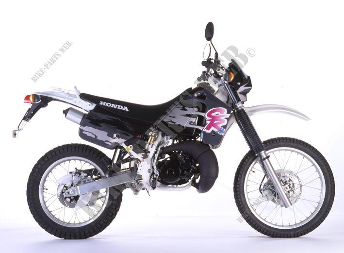 crm125rr jd159 honda motos crm 125 125 1994 espana. Black Bedroom Furniture Sets. Home Design Ideas