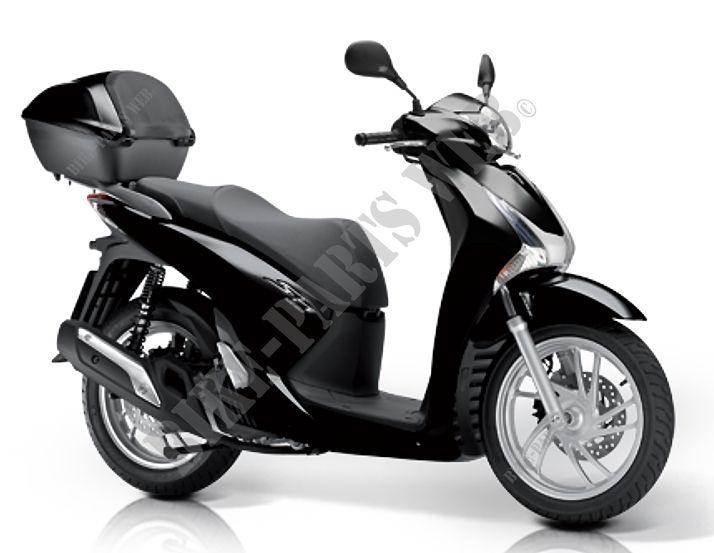 sh125ade tb l3ehndml008368 honda motos sh 125 abs d top. Black Bedroom Furniture Sets. Home Design Ideas