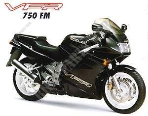 Honda vfr 750 rc36 manual