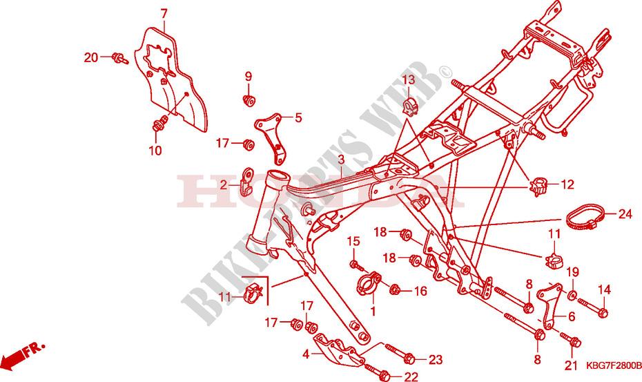 Increíble 20 De Bastidor Moto Modelo - Ideas para Decorar con Marcos ...